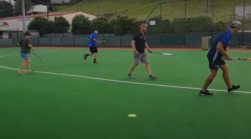 1v1, 2v2, 3v3 Field Hockey Drill Progression