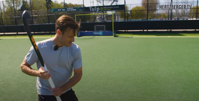 Do you want to hit harder and faster? Practice with Jeroen Hertzberger!