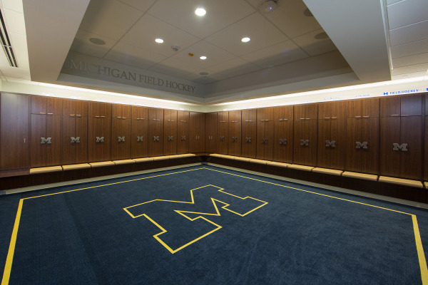 Nhl  Locker Room