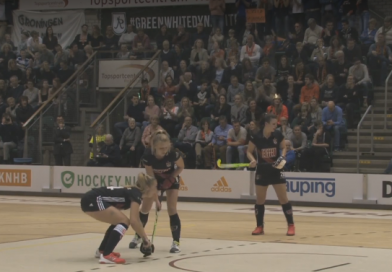 HIGHLIGHTS: The 2017 Women's Dutch Indoor Final – Amsterdam becomes the champion!