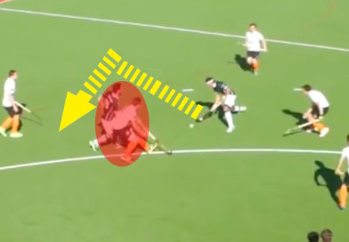Umpiring hockey: What is the third party obstruction?