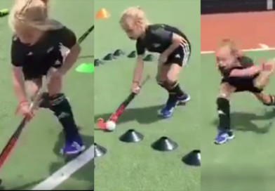 She is only 6 years old… and she probably has more skills than you do!