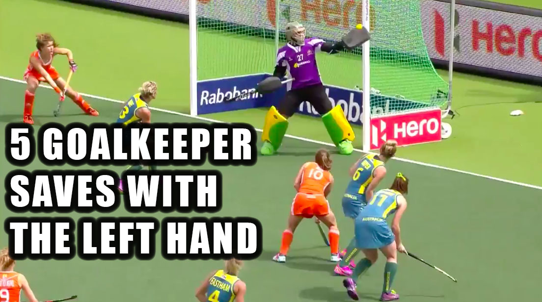 HANDS-goalkeeping