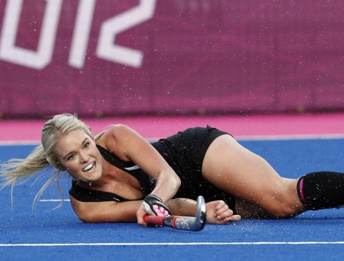 PHOTOS: The NZ's Harrison Sisters – Two of the most talented Blacksticks