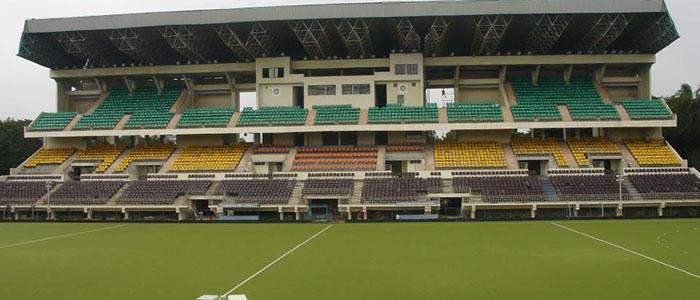 Mayor Radhakrishnan Hockey Stadium