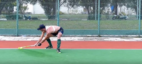 This is how Australia trains their deadly penalty corner