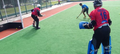 VIDEOS: The Indian Goalkeeping Training Session