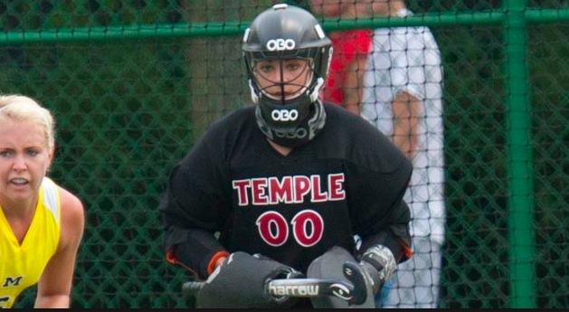 temple field hockey Team