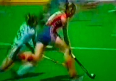 One of the best sliding tackles in history by Cecilia Rognoni