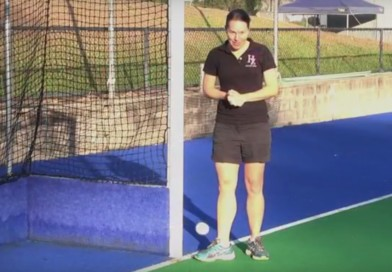 Do you know what would happen if the ball hits the umpire and it goes inside the goal?