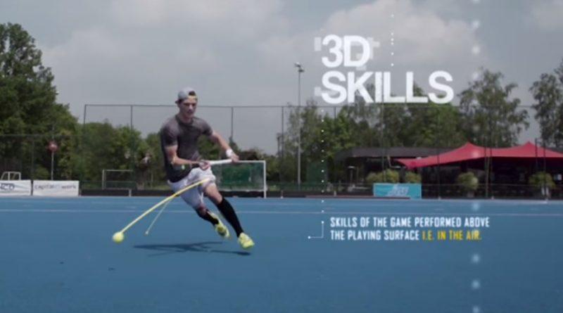 Felix Denayer showing you advanced 3D offensive skills!