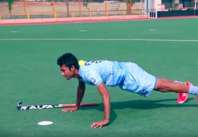 Hockey skills with the FIH Junior World Cup Champions – INDIA!