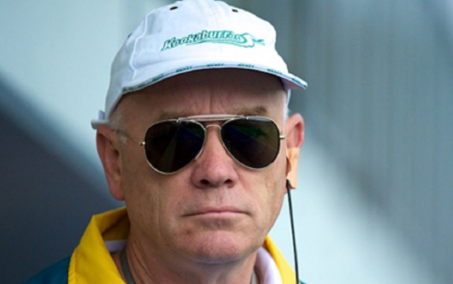 Ric Charlesworth always created a good environment while coaching the Kookaburras...