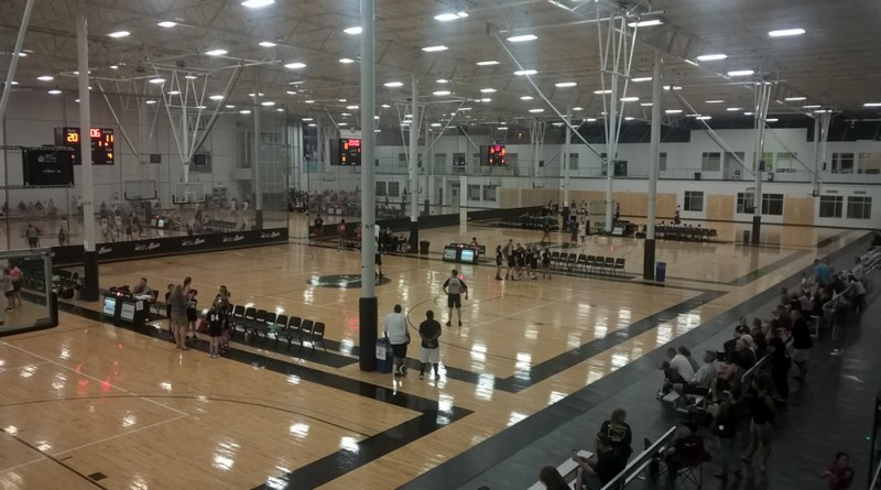 spooky nook sports complex