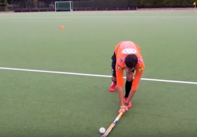 These technical tips will help you to improve your hockey backhand sweep pass!