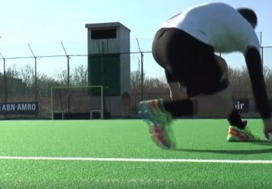 "Improve your coordination and reaction with this drill! ""The reactive ball grab"""