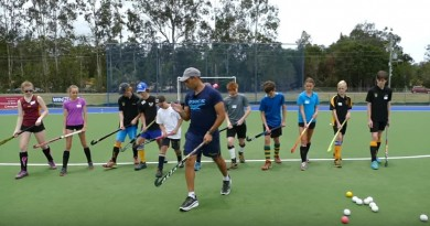 Do you want to learn how to drag flick? Listen to expert Chris Ciriello's tips!