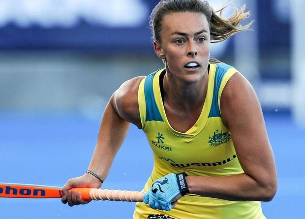 Jacqui Day: A new face for the Hockeyroos with a promising future!
