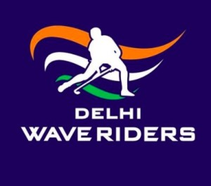 Delhi Waveriders hockey India LEague 2017