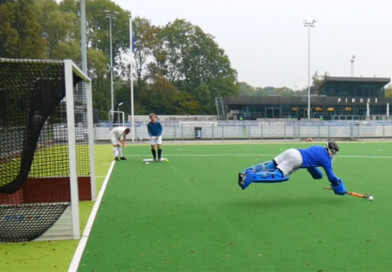 How to improve the goalkeeper's diving technique?