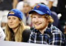 Singer Ed Sheeran and hockey player Cherry Seaborn are now engaged!