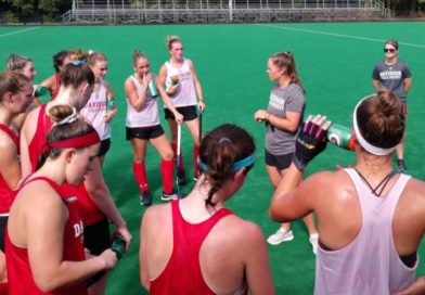 Field Hockey Drills to Improve the Game Build-Up
