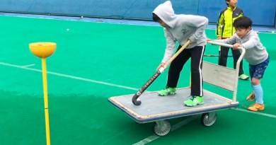 field hockey drills