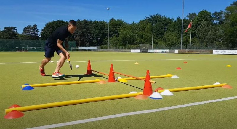 field hockey exercises