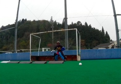 field hockey goalie drills