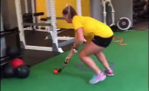 This is ultimate legs routine that you need to do to get hockey stronger!