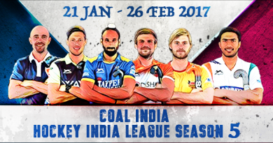 hockey india league - presentation