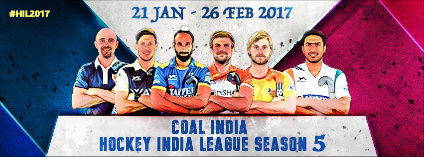 hockey india league - presentation