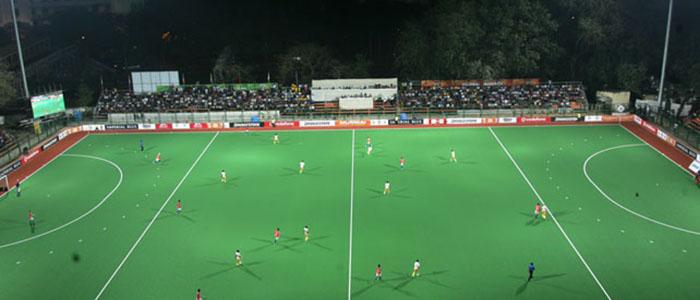 Mahindra Hockey Stadium (Dabang Mumbai)