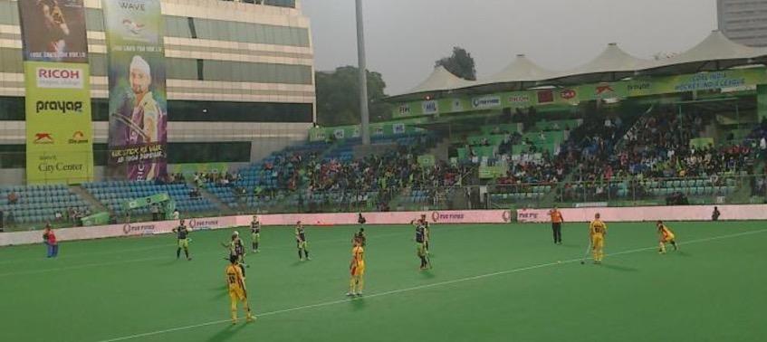 Shivaji Hockey Stadium (Delhi Waveriders)