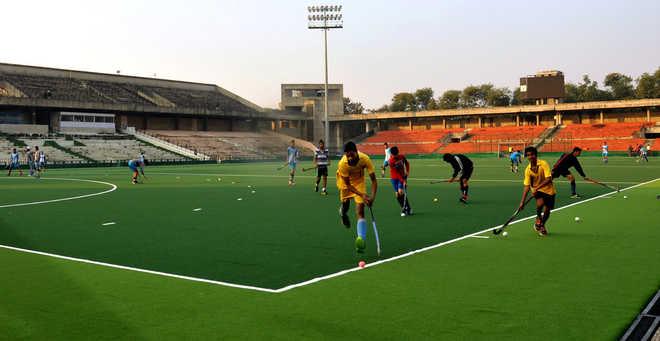 Sector Stadium 42 (Jaypee Punjab Warriors)
