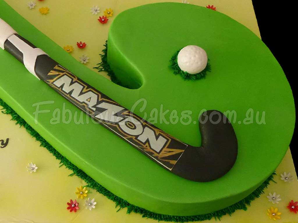 The Best Hockey Themed Cakes For Your Birthday Yummy