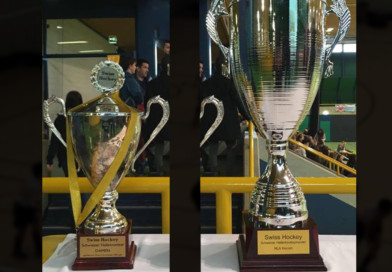 Gender equality? One of these indoor trophies is for women and the other for men, guess which is which?