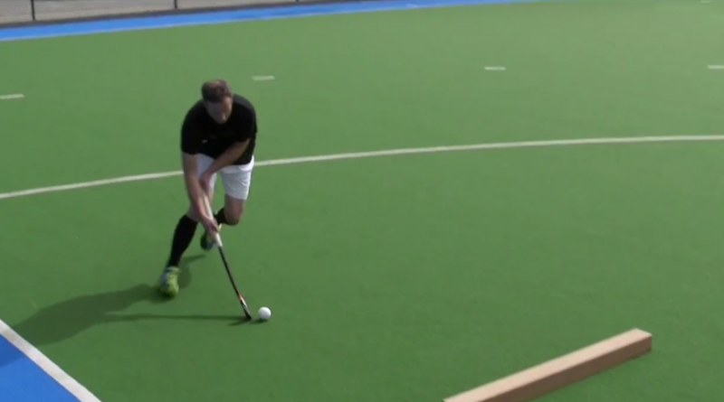 3D over backhand: Do you want to master this crazy 3D over backhand Inside Hockey Skill?