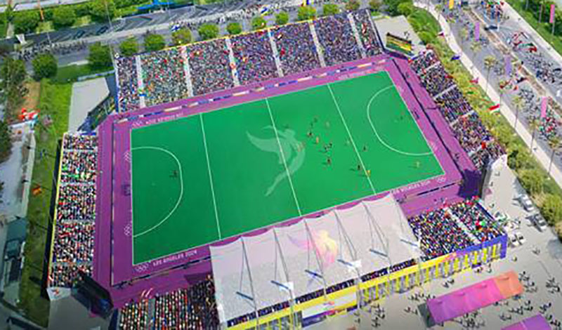This might be the hockey stadium of LA2028!