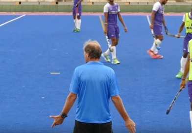 Take a look at what an India hockey training session, under Roelant Oltmans, is like!