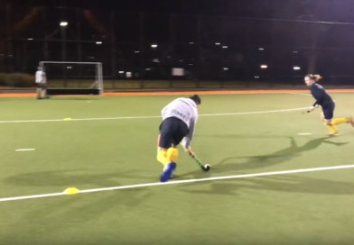 With this drill you will improve your pass & go, the speed of the attack and your team's communication!