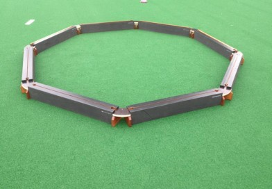 Introducing the Back-Bouncer Arena! A new hockey training tool!