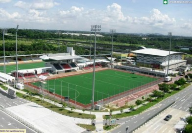 Introducing another hockey stadium: The Sengkang Hockey Stadium of Singapore!