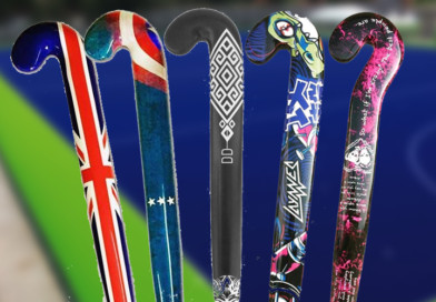 These are the 10 most unique hockey stick in the world! RAGE Custom Works allows you to play in your personal style!