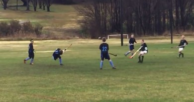 Back to the grass roots with this outstanding flick-goal by this young player! By Hockey Zone